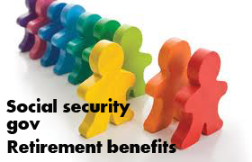Social security gov retirement benefits