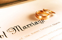 Marriages and Divorces