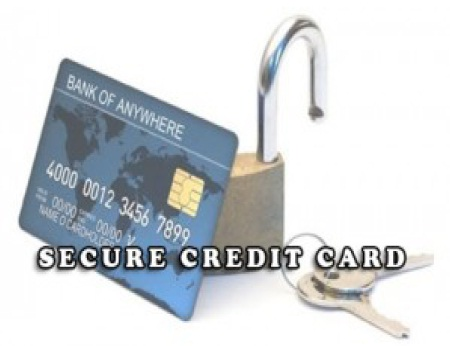 Secvure Credit Card