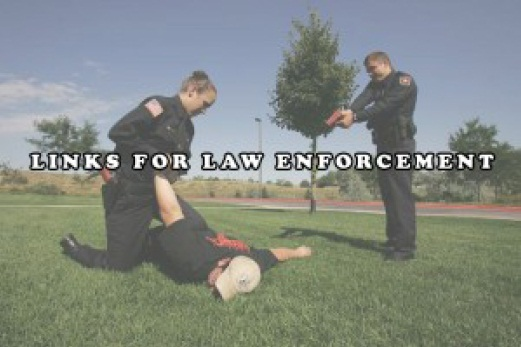 Links for Law Enforcement