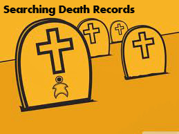 Searching Death Records
