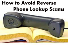 How to Avoid Reverse Phone Lookup Scams