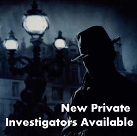 New Private Investigators Available on SearchBug