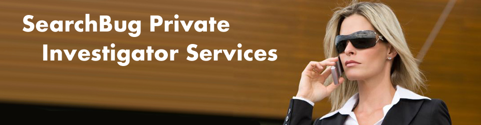 SearchBug Private Investigator Services