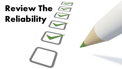 Review The Reliability of A New Teacher