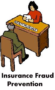Insurance Fraud Prevention