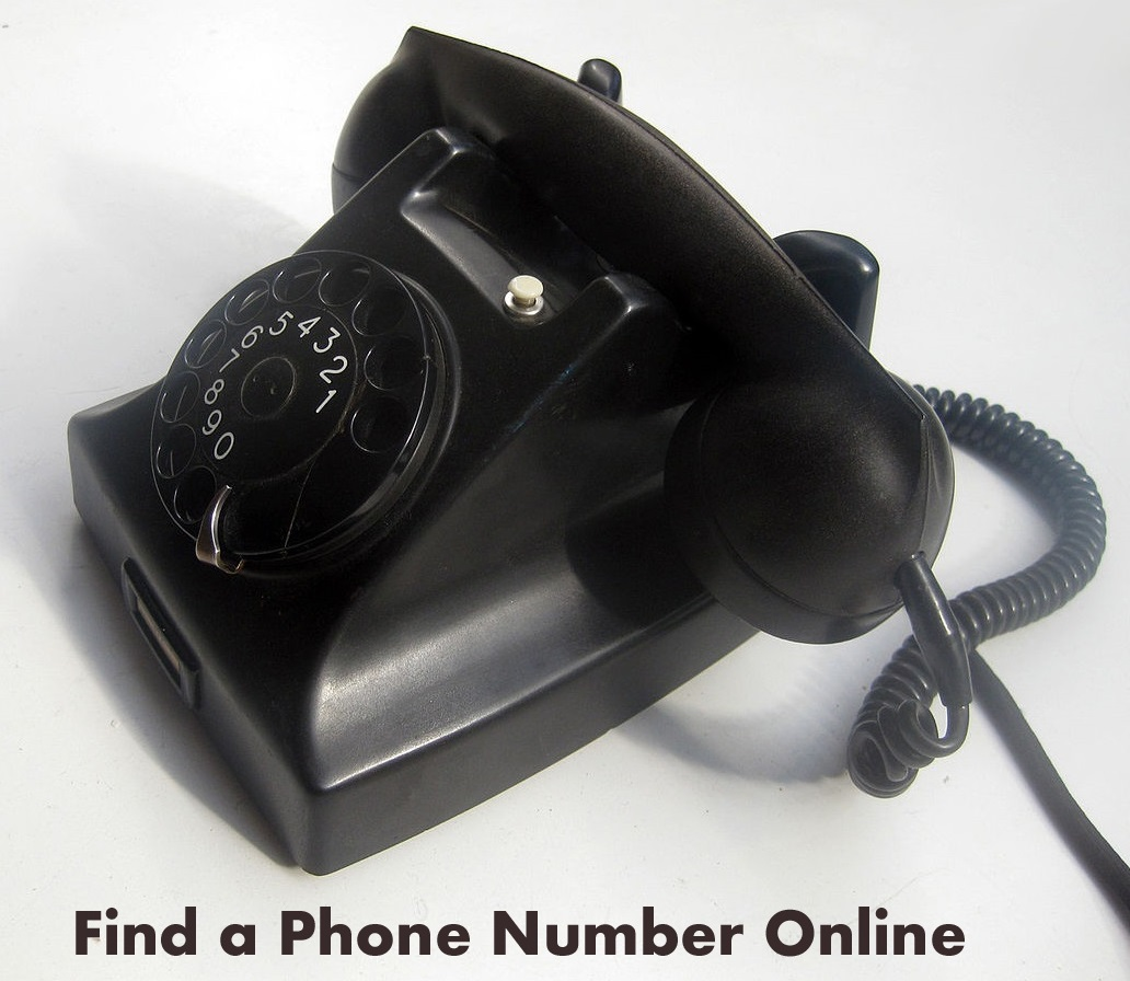 How to Find a Phone Number and Related Information Online