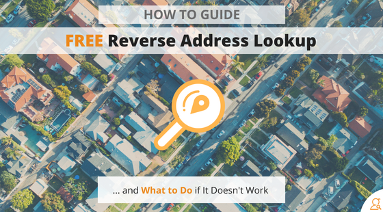 How To Guide: Reverse Address Lookup