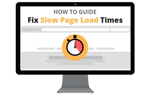 How To Guide: How to Fix Slow Page Load Times via Searchbug.com