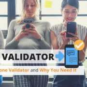 What is a Phone Validator via Searchbug.com