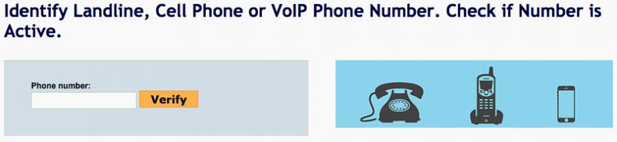Phone Validator