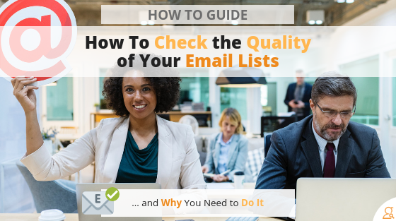 How to Check the Quality of Your Email Lists via Searchbug.com