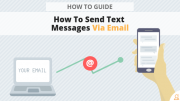 How to Send Text Messages via Email - Searchbug.com
