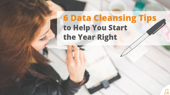 6 Data Cleansing Tips to Help You Start the Year Right via Searchbug.com