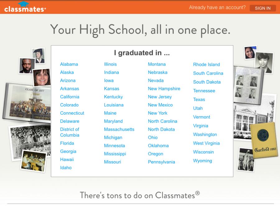 Classmates.com 2017-Present
