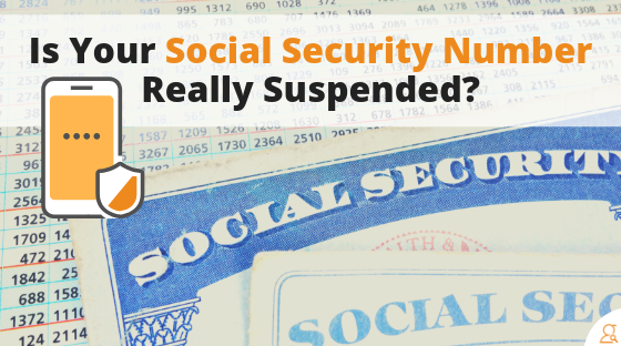Social Security Number Really Suspended - Searchbug