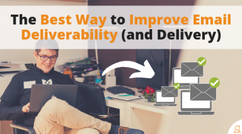The Best Way to Improve Email Deliverability - Searchbug