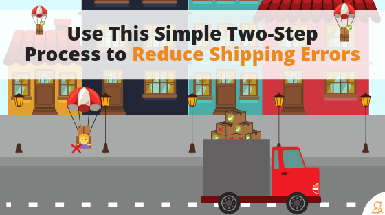 How to Avoid Shipping Errors