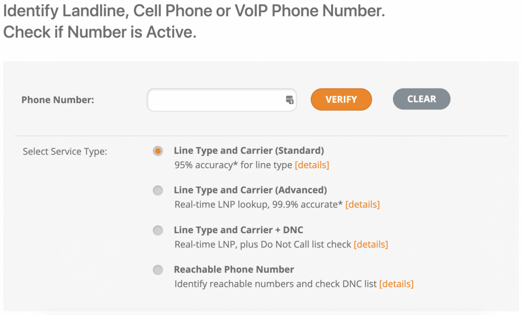 Identify a Phone Number to Find Out if it is a VOIP Number