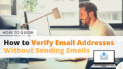 How to Verify Email Addresses Without Sending Emails via Searchbug.com