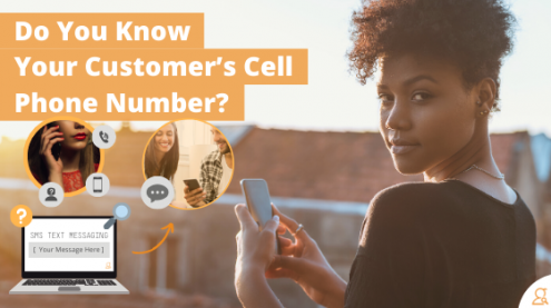Do You Know Your Customer's Cell Phone Number via Searchbug.com