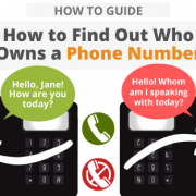 How to Find Out Who Owns a Phone Number via Searchbug.com