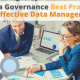 7 Data Governance Best Practices for Effective Data Management via Searchbug
