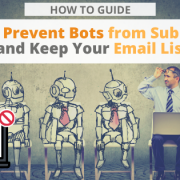 How to Prevent Bots from Submitting Forms via Searchbug