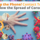 Pick up the Phone - Contact Tracing Could Slow the Spread of Coronavirus via Searchbug.com