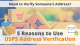 Need to Verify Someones Address? Here are 5 Reasons to Use USPS Address Verification