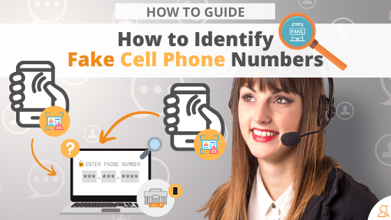 How to Identify Fake Cell Phone Numbers via Searchbug.com