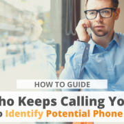 How to Identify Potential Phone Scams via Searchbug.com