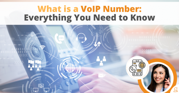 A VoIP Number