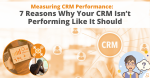 measuring CRM Performance