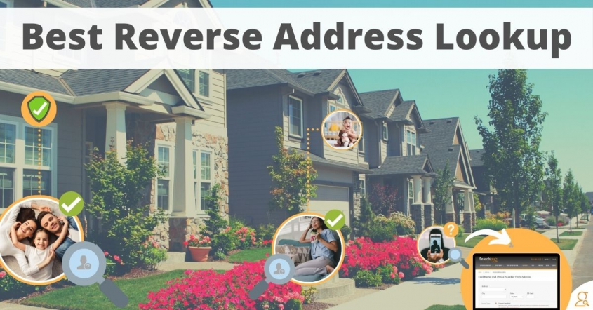 Best Reverse Address Lookup