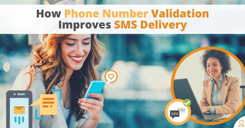 How Phone Number Validation Improves SMS Delivery via Searchbug