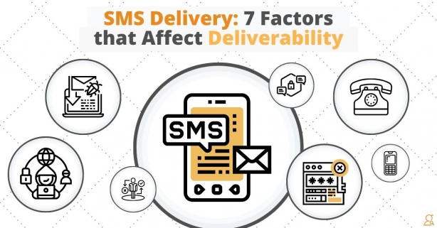 SMS Delivery: 7 Factors that Affect Deliverability via Searchbug