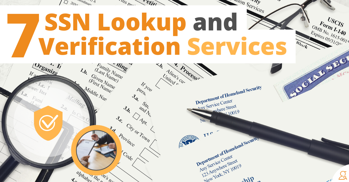 Match SSN and Last Name: 7 SSN Lookup and Verification Services via Searchbug