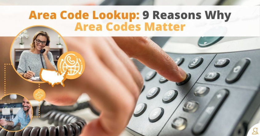 Area Code Lookup - 9 Reasons Why Area Codes Matter via Searchbug